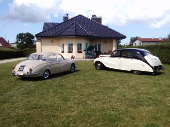Zabytkowe auta do ślubu Pruszcz Gdański