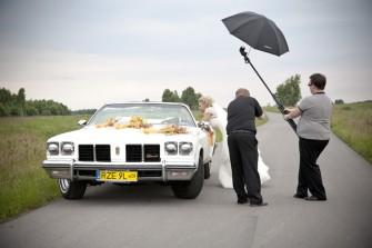 Zabytkowe luksusowe samochody do ślubu Rzeszów