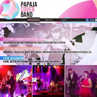 Papaja Cover Band Warszawa