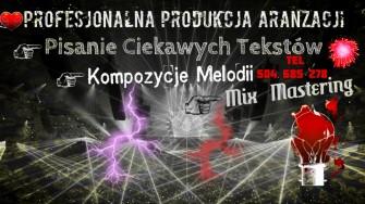 Produkcja Aranżacji Warszawa