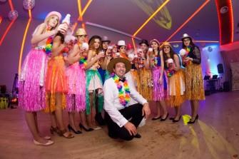 Hawajski blok muzyczny Gdynia