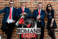 Zesp� weselny Lublin - Romans Band Lublin