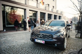 INFINITI FX 50 S PREMIUM |MOC I ELEGANCJA |V8 Wrocław