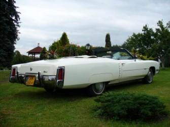 Cadillac Eldorado 1972r. Mysłowice