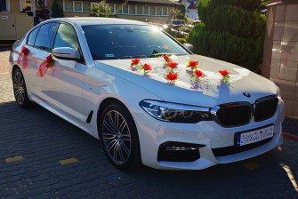 NOWE BMW SERII 5 DO ŚLUBU. SAMOCHÓD NA TWOJE WESELE! Tarnów