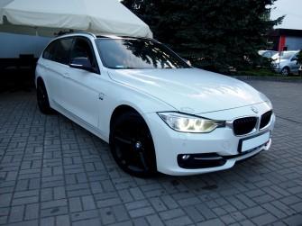 Auto do ślubu - BMW White edition Zgierz