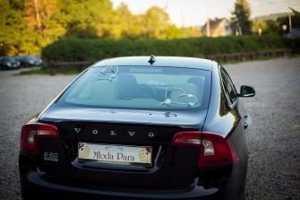 Auto do ślubu, na wesele i imprezy okolicznościowe - Volvo Wejherowo