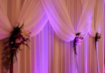 dekoracje ślubne Ogrodzieniec