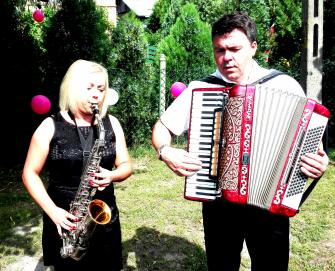 Wyprowadzenie z domu Anety i Mateusza 19.08.2017 r. Wrocław