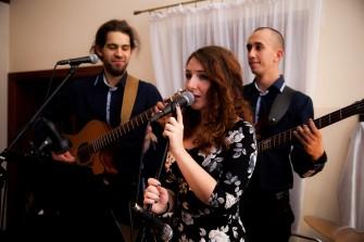Stave Band muzyka 100% na żywo!  Olsztyn