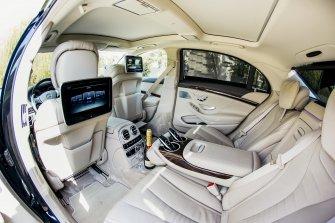 Najnowszy Mercedes S W222 * Jasny Środek * Najwyższy Luksus *PROMOCJA* Warszawa