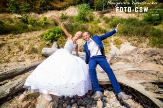 Fotograf ślubny - Fotografia ślubna Świecie