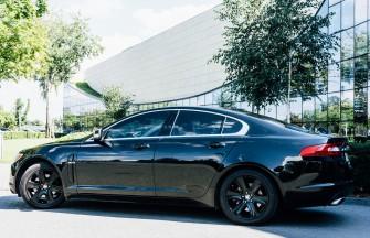Jaguar XF Warszawa