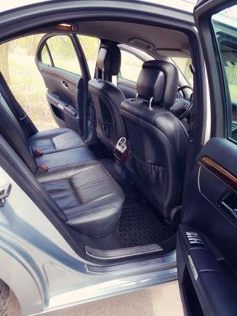 ---- Mercedes S320 ---- DO ŚLUBU Z KLASĄ Konstancin-Jeziorna