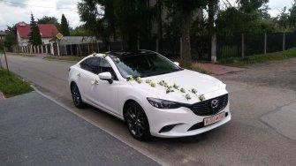 Mazda 6 auto do ślubu - Jedyna taka na śląsku ! Katowice