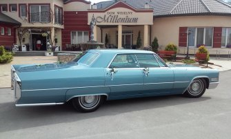 Cadillac de Ville 1966 Jasło