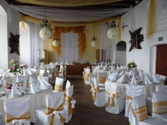 dekoracja sali Toru�