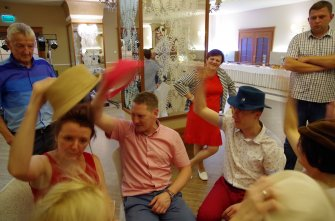 Led Wesselin - Pije Kuba do Jakuba Lublin
