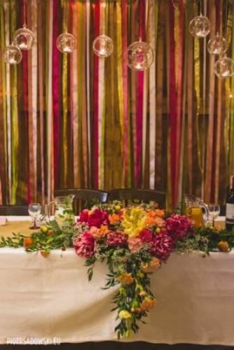 Dekoracja stołu magnuszew