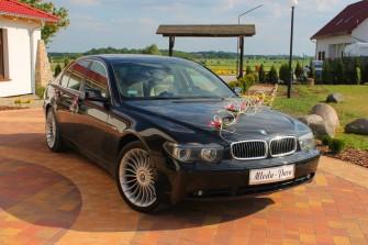 BMW 730D Pozna�