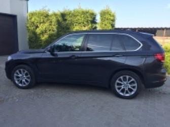 Piekne BMW x5 Polecam Leszno