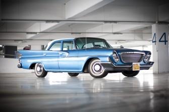 Chrysler Newport 1961 r. Rzeszów