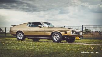 Ford Mustang Boss 351 1973r Włocławek
