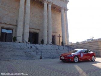 Tesla Katowice wynajem na wesele