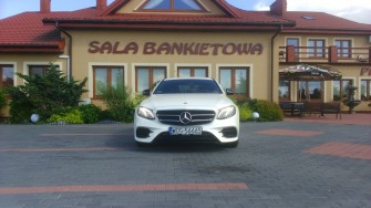 Mercedes W213 E-klasa 2016 AMG  Baranowo