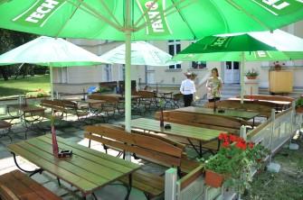 ogród Zielona Góra