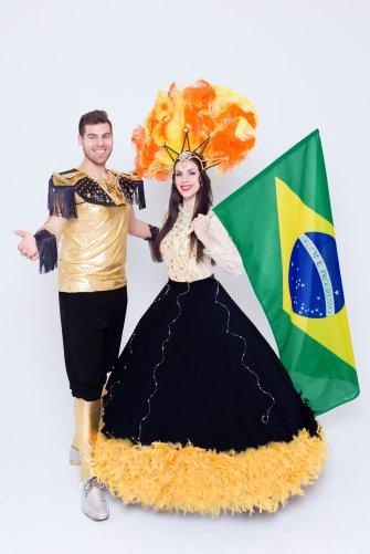Samba Parada Rio de Janeiro Łódź
