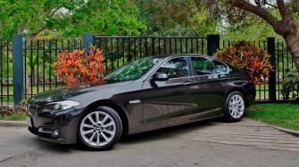 BMW ślubne Warszawa