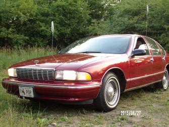 Chevrolet Caprice Classic V8 Łódź