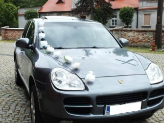 Porsche Cayenne do �lubu  �yrard�w