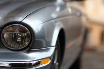 błękitny Jaguar Sosnowiec