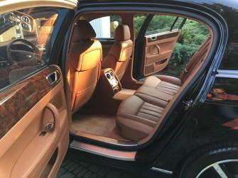 Luxusowy Bentley do ślubu Warszawa