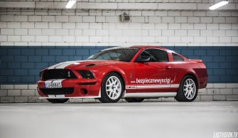 Mustang SHELBY GT500 Lublin