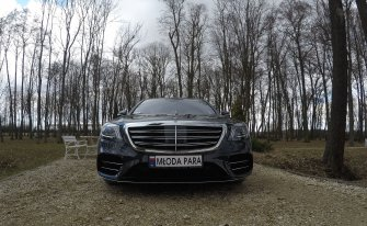Mercedes (2) Warszawa