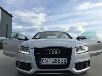 Audi A5 S-Line Quattro Jabłonka