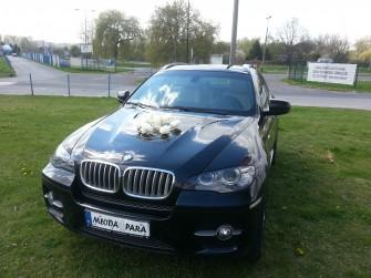 BMW X6 do slubu Warszawa i Mazowieckie warszawa