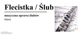 flet/ śpiew na ślubie Kraków
