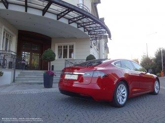 Tesla do ślubu Tychy Katowice