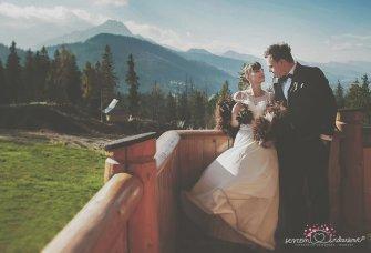 sesja ślubna w górach  Warszawa
