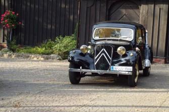 samochód na ślub Poznań