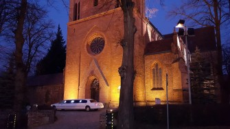 Limuzyna nocą Bydgoszcz