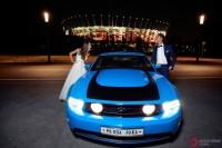 Ford Mustang GT 2010 do ślubu / Wyjątkowy kolor! / Warszawa Warszawa