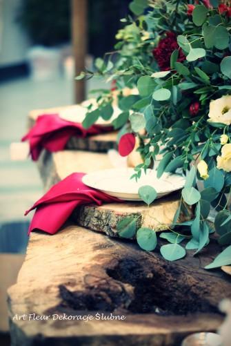 Stół w stylu Boho Toruń