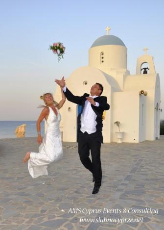 Ślub na Cyprze Oroklini