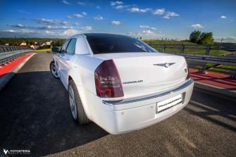 3x Chrysler 300c - Louis Vouiton, Orginal oraz Snieznobialy - Slask Rybnik