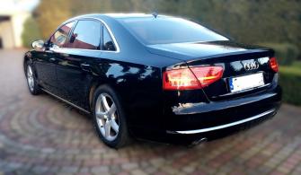 Audi A8 Toruń